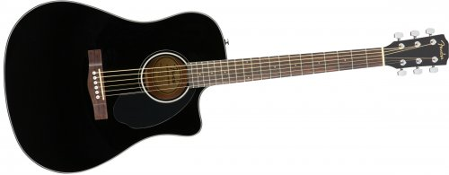 Fender CD-60SCE - BK