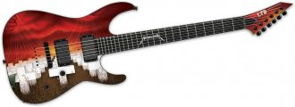 ESP Ltd Master of Puppets Limited Edition