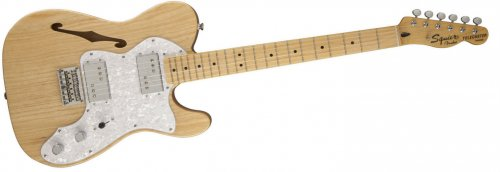 Squier Vintage Modified 72 Thinline Telecaster - MN NAT