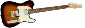 Fender Player Telecaster HH - PF 3TS