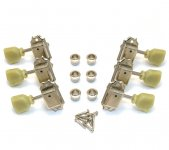 Gotoh SD90 3x3 Vintage Style Locking Tuners