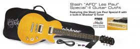 "Epiphone Slash ""AFD"" Les Paul Special II Outfit"