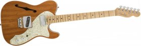 Fender 2017 Limited American Elite Mahogany Tele Thinline