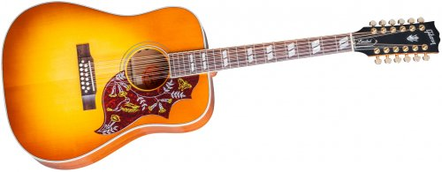 Gibson Hummingbird 12 String Five Star Exclusive