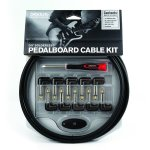 Planet Waves Cable DIY Solderless Pedalboard Cable Kit