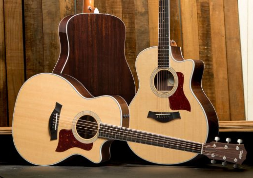 Taylor Serie 400, ora anche in palissandro