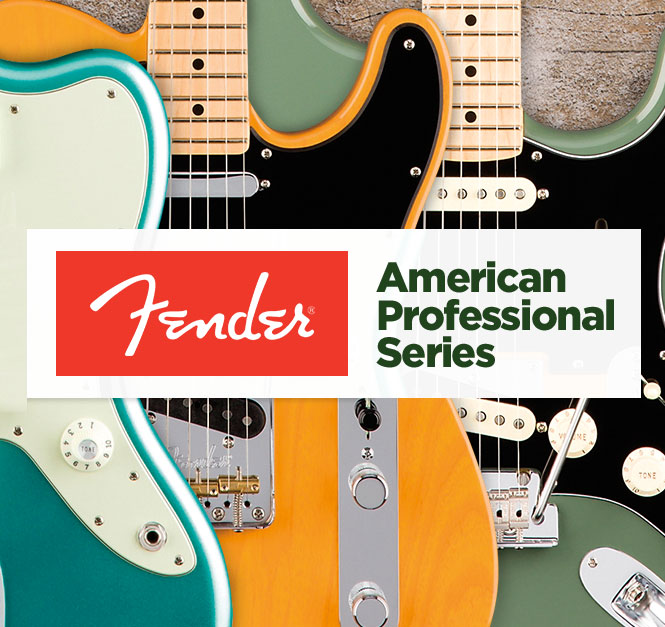 Analisi tecnica - Fender American Professional