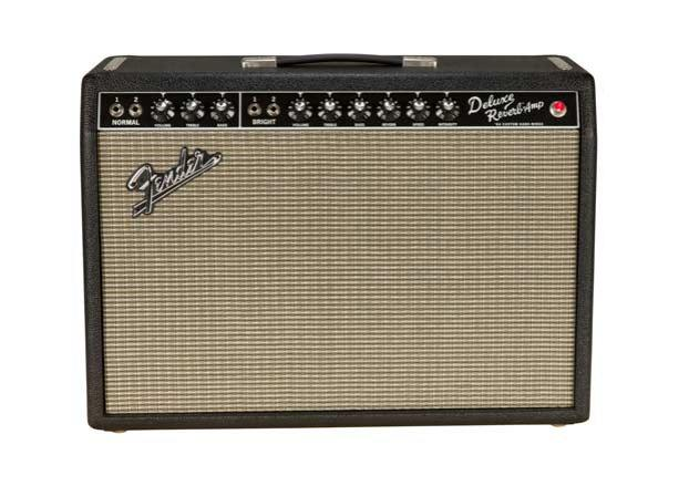 Fender annuncia l'Hand-Wired '64 Custom Blackface Deluxe Reverb