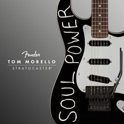 Tom Morello Stratocaster
