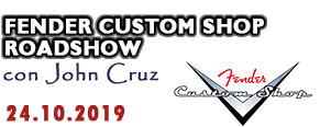 Fender Custom Shop Roadshow - John Cruz