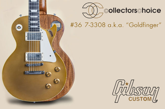 Gibson Custom CC36 Charles Daughtry