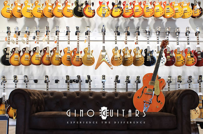 Gino Guitars Milano