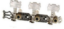 Allparts Classical Tuner Set with Butterfly B - NH