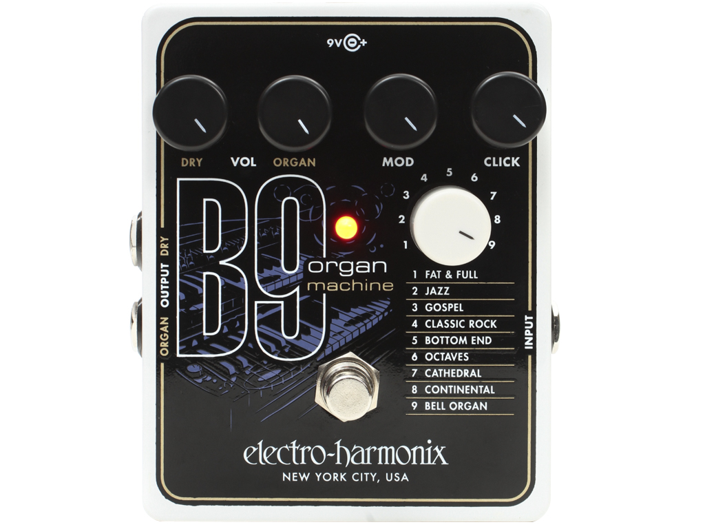 electro harmonix organ machine