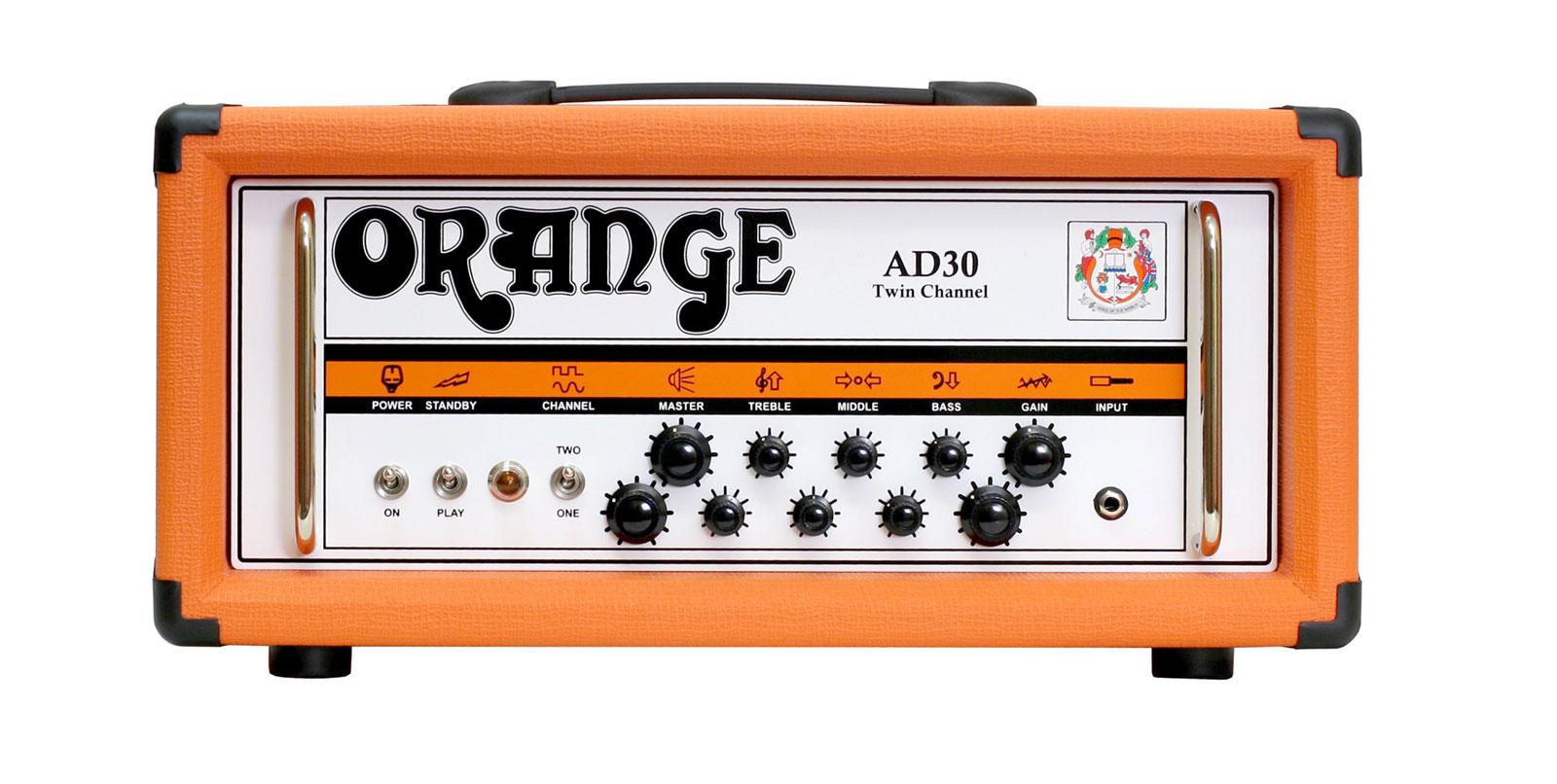 orange ad30htc gino strumenti musicali. Black Bedroom Furniture Sets. Home Design Ideas