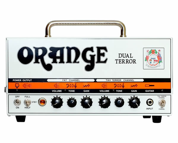 orange dual terror dt30h gino strumenti musicali. Black Bedroom Furniture Sets. Home Design Ideas