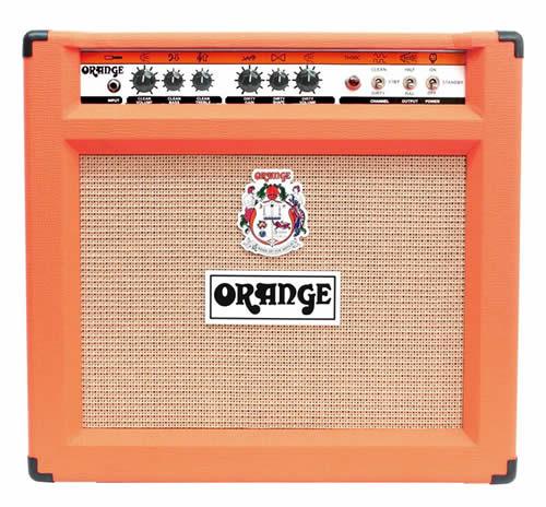 orange th30c gino strumenti musicali. Black Bedroom Furniture Sets. Home Design Ideas