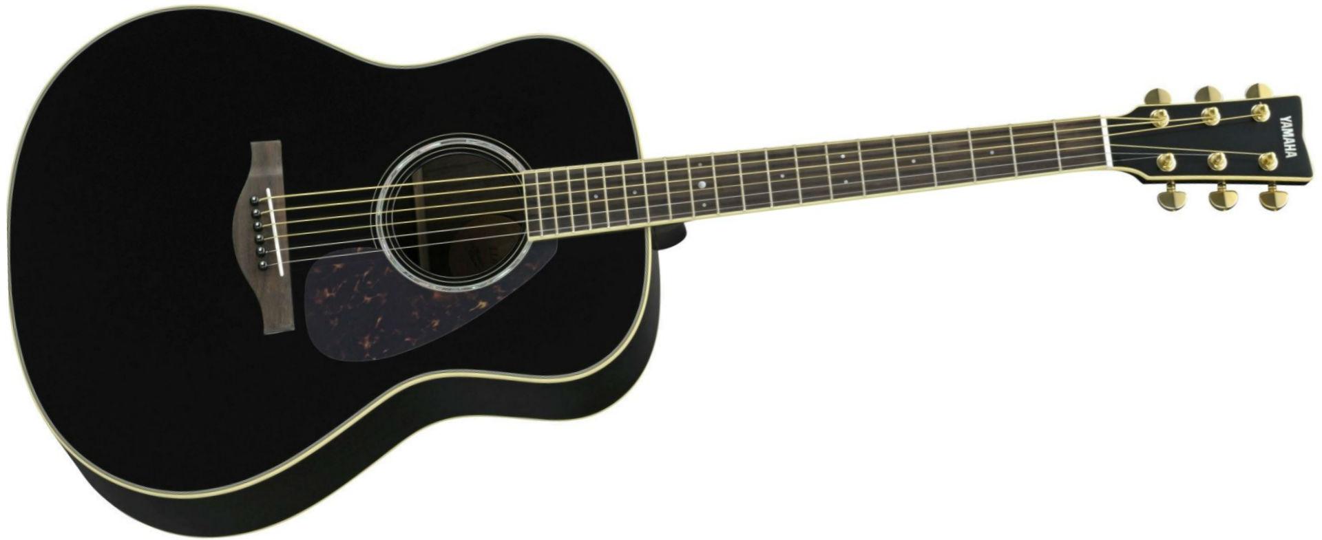 Schemi Elettrici Effetti Per Chitarra : Yamaha ll are black gino strumenti musicali