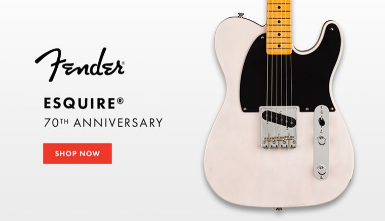 Fender 70th Anniversary Esquire