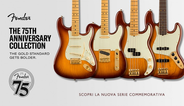 Fender 75th Anniversary