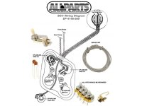 Allparts Wiring Kit for Gibson® Les Paul®