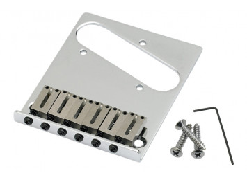 Fender 6-Saddle American Series Telecaster Bridge Assembly