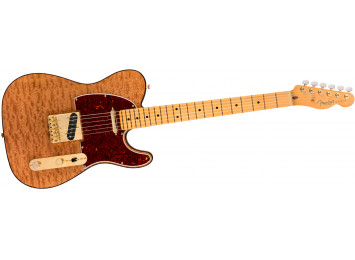 Fender Rarities Telecaster Red Mahogany Top