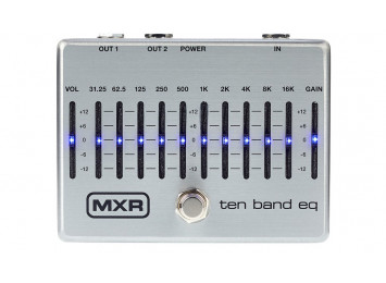 MXR M108S 10-Band Equalizer