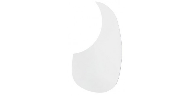 Allparts Acoustic Pickguard - Clear