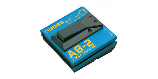 Boss AB-2 2-Way Selector Pedal