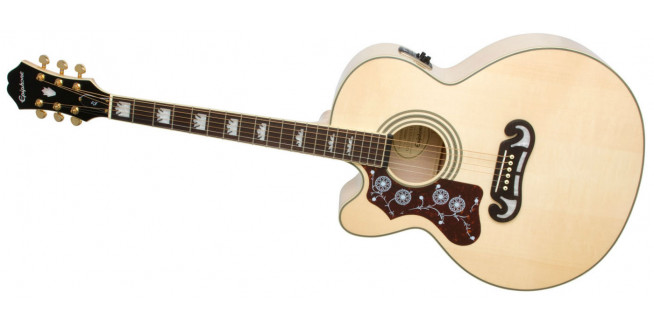 Epiphone EJ-200SCE Lefty Limited Edition - NA