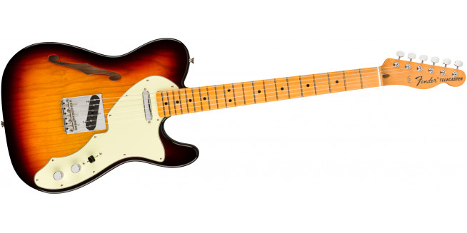Fender American Original '60s Telecaster Thinline - MN 3CS