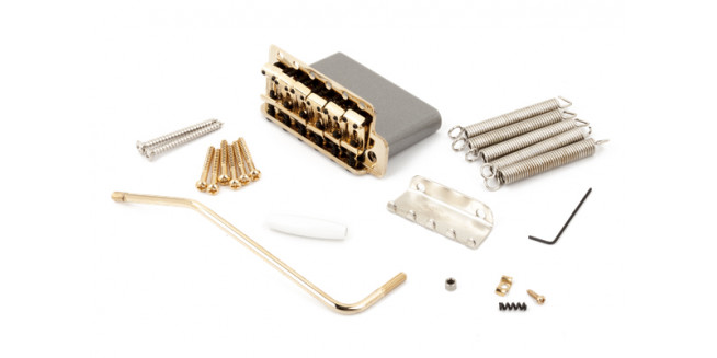 Fender American Vintage Series Stratocaster Tremolo Assembly - GH