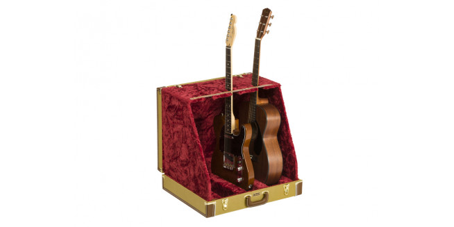 Fender Classic Series Case Stand - 3 Guitars