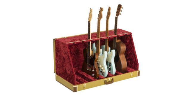 Fender Classic Series Case Stand - 7 Guitars