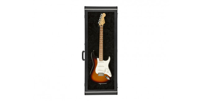 Fender Guitar Display Case - BK