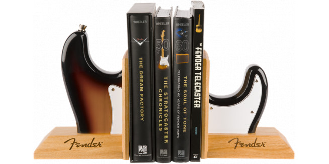 Fender Strat Body Bookends - SNB