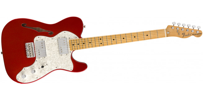 Fender Vintera '70s Telecaster Thinline - CAR