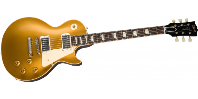 Gibson Custom 1957 Les Paul Goldtop Darkback Reissue VOS