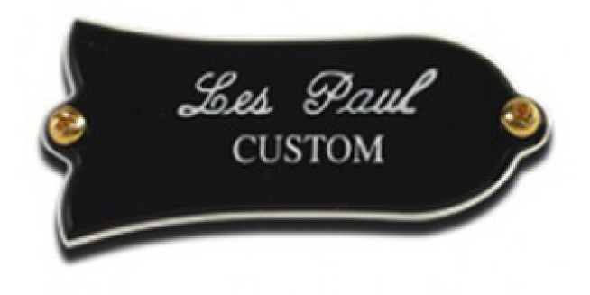 Gibson Truss Rod Cover - Custom