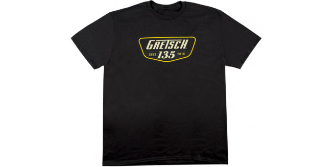 Gretsch 135th Anniversary T-shirt - S
