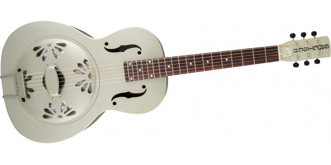 Gretsch G9201 Honey Dipper Round-Neck Resonator