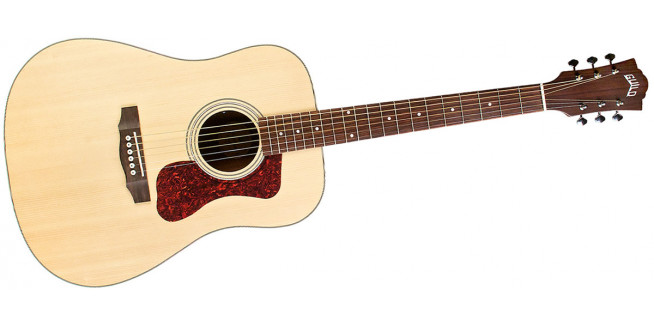 Guild D-240E Westerly Archback Dreadnought