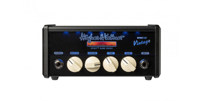 Hughes & Kettner Spirit Of Vintage Head