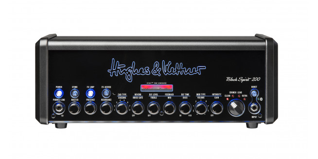 Hughes & Kettner Black Spirit 200 Head