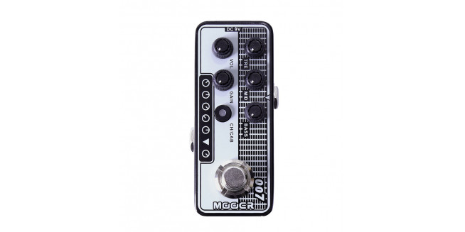 Mooer Micro PreAMP 005 Fifty-Fifty 3 - Based on EVH 5150