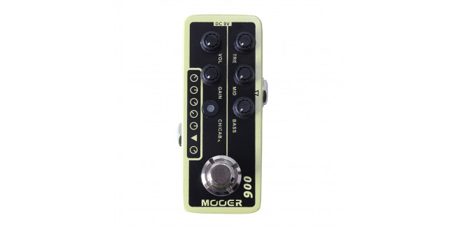 Mooer Micro PreAMP 006 US Classic Deluxe - Based on Fender Blues