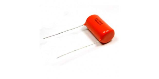 spedizione gratuita Chitarra Condensatore Orange Drop 0,22 MF 600 V
