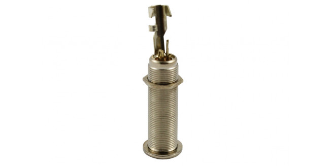 Switchcraft Stereo Long Threaded Jack