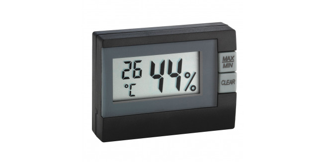 TFA Digital Thermo-Hygrometer - BK